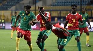 Le Cameroun ne manque pas ses débuts. Goal