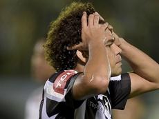 Camilo não correspondeu às expectativas do Botafogo. Goal