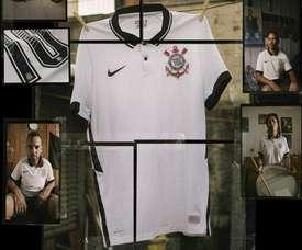 Nova camisa do Timão teve reações negativas da torcida.