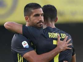 Can said his Juventus team-mates are like 'family'. GOAL
