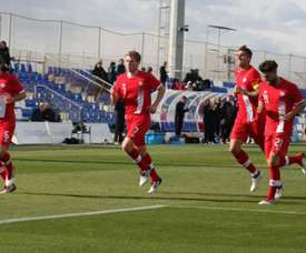 Canada claimed a narrow victory in Murcia. GOAL