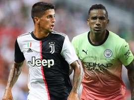 Manchester City et la Juventus confirment l'échange Cancelo-Danilo. Goal