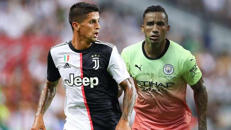 Agora na Juventus, Danilo brinca que quer a camisa 7. Goal