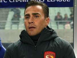 Cannavaro on European football. Goal
