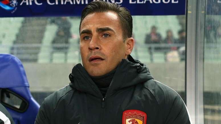 Cannavaro on European football. Goal
