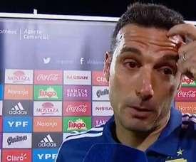Scaloni falou sobre Messi. Goal