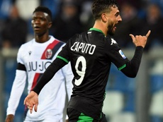 Sassuolo-Bologna 3-1: Caputo torna protagonista, sorpasso in classifica. Goal
