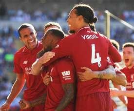Liverpool l'emporte et repasse devant City. Goal