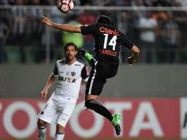 Cardozo Atletico-MG Libertad Libertadores 26042017