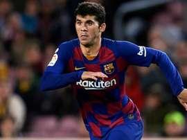Barcelona loan Alena to Betis until end of season