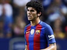 Aleñá parle de l'objectif de Barcelone. Goal