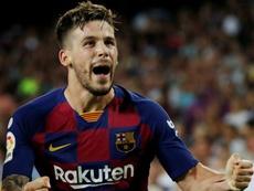 Carles Perez rinnova col Barça. Goal