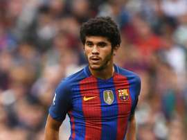 Barcelona youngster Carles Alena has signed a new deal with the club. GOAL