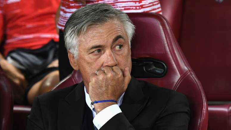 Carlo Ancelotti  is not jealous. Goal