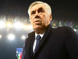 I'm not sure it's still considered swearing! Ancelotti bemused by dismissal. Goal