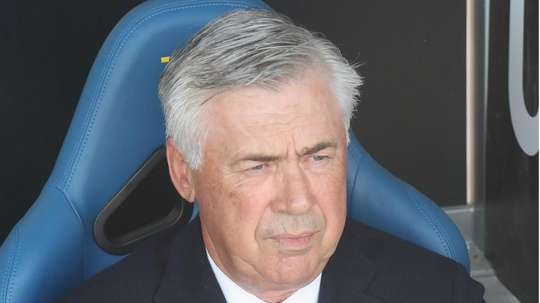 Ancelotti glad to have full backing. GOAL