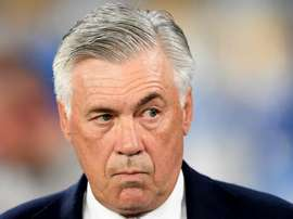 Ancelotti set for Napoli future talks but rules out resigning. AFP