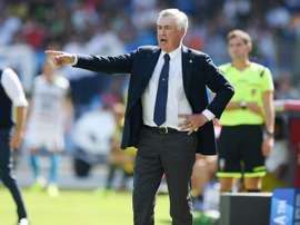 Carlo Ancelotti encense Blaise Matuidi. Goal
