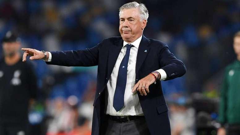 Napoli, Ancelotti: 'È stata la vittoria di una squadra che ci crede'. Goal