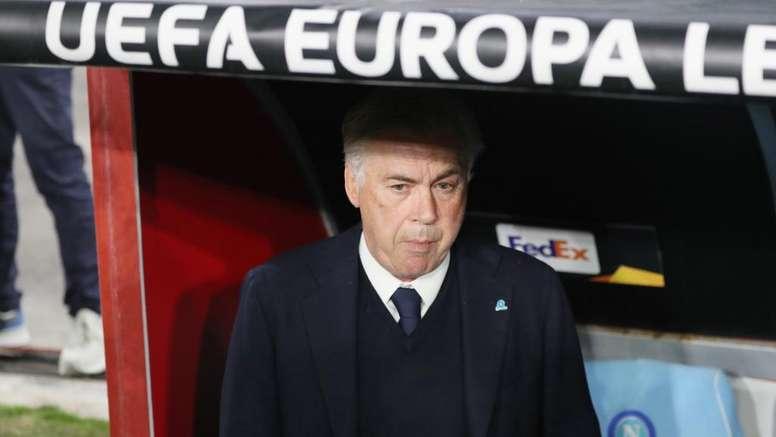 Ancelotti commenta il sorteggio di Europa League. Goal