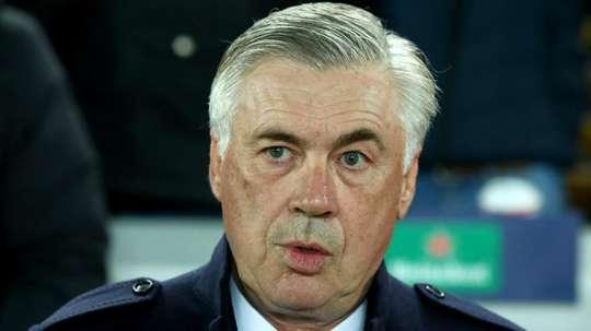 Ancelotti loda il Napoli. Goal