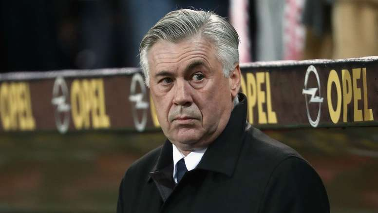 Ancelotti wants to avoid Real Madrid in the Champions league. Goal