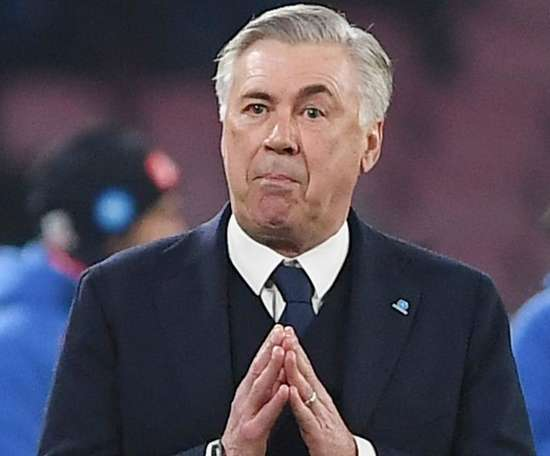 Ancelotti surprised by Napoli