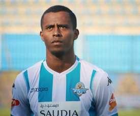 Carlos Eduardo Pyramids. Goal