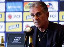 Queiroz considera que ou a Colômbia ou Chile será vencedora da Copa América. Goal