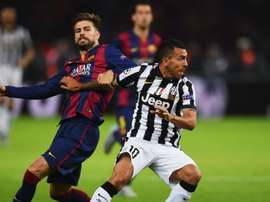 Tevez svela: 'Prima della finale Juventus-Barcellona pensavo al Boca'