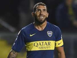 Carlos Tevez Boca Juniors 2018. Goal
