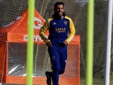 Boca Jrs. tem surto interno da Covid-19 dias antes da Libertadores. EFE