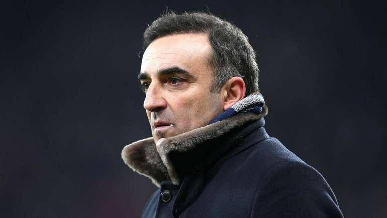 Carvalhal joins Pelligrini in demanding more VAR. AFP