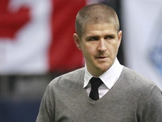 The Vancouver Whitecaps boss was left bemused after Techera was sent off. GOAL