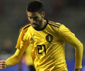 Carrasco moved to China in February. GOAL