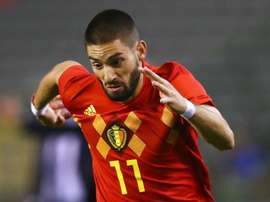 Carrasco has been slammed by his coach for wanting to try and force a move away. GOAL