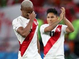 Peru já não chances de apuramento. Goal