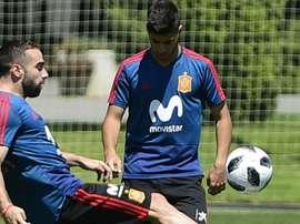 Espanha: Carvajal treina sem problemas, mas será que está pronto para voltar a ser titular?