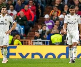 Allarme infortuni in casa Real Madrid. AFP
