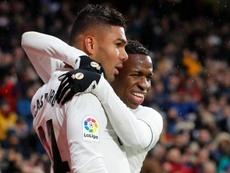 Para Casemiro, Vinicius Júnior tem que pensar na Bola de Ouro. Goal
