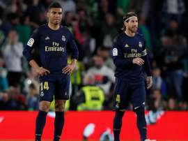 Casemiro: Loss might cost us LaLiga