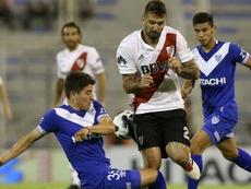 Villarreal sign highly rated Velez midfielder Caseres. Goal