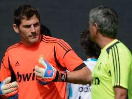 Casillas regrets not confronting Jose Mourinho over Madrid exit. GOAL