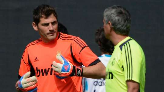Casillas regrets not confronting Jose Mourinho over Madrid exit. GOAL