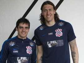 Cássio e Fagner vão representar o Timão no Mundial. Goal