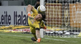 Racing 1 (4)x(5) 1 Corinthians: Cássio garante vaga na Sul-Americana! Goal