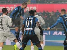 Pareggio tra Atalanta e Roma. Goal
