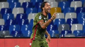 Castro scontento al Cagliari: il Genoa lo tenta