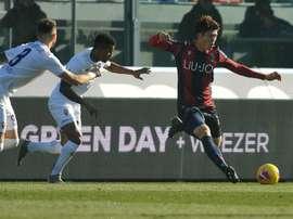 Orsolini e Benassi: 1-1 tra Bologna e Fiorentina