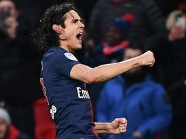 Cavani could retire when his current contract comes to an end. GOAL